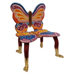Pedro Friedeberg Butterfly Chair Sculpture