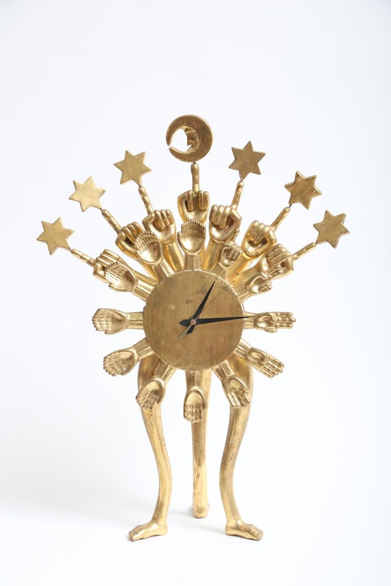 Pedro Friedeberg Clock For Sale 3