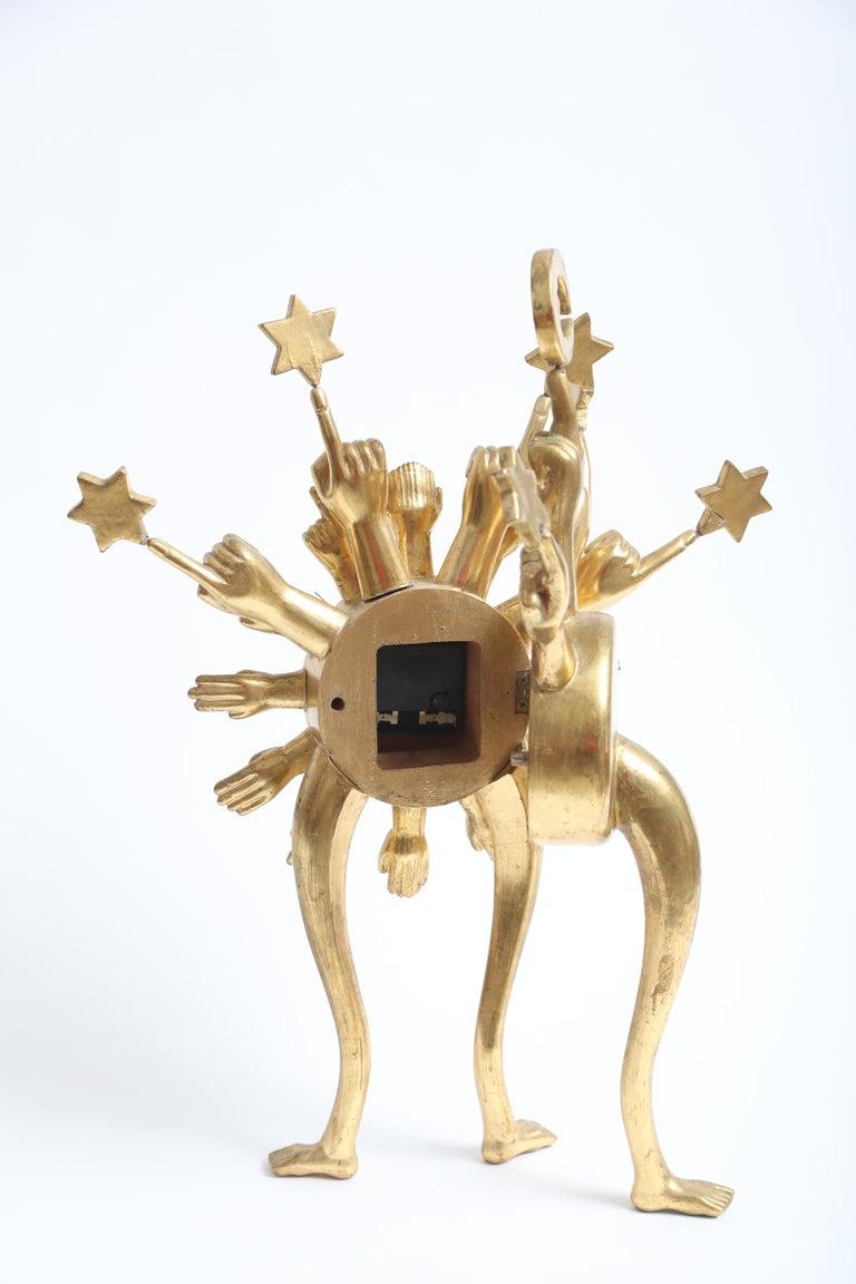 Pedro Friedeberg Clock For Sale 5
