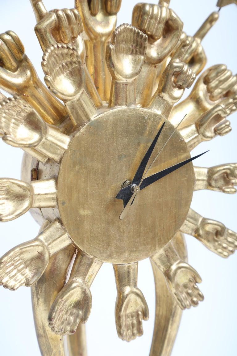 Pedro Friedeberg Clock For Sale 8