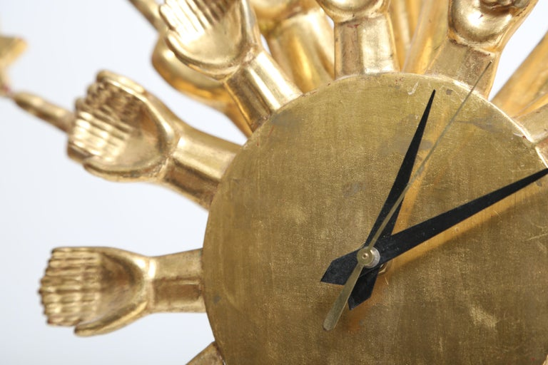 Pedro Friedeberg Clock For Sale 11