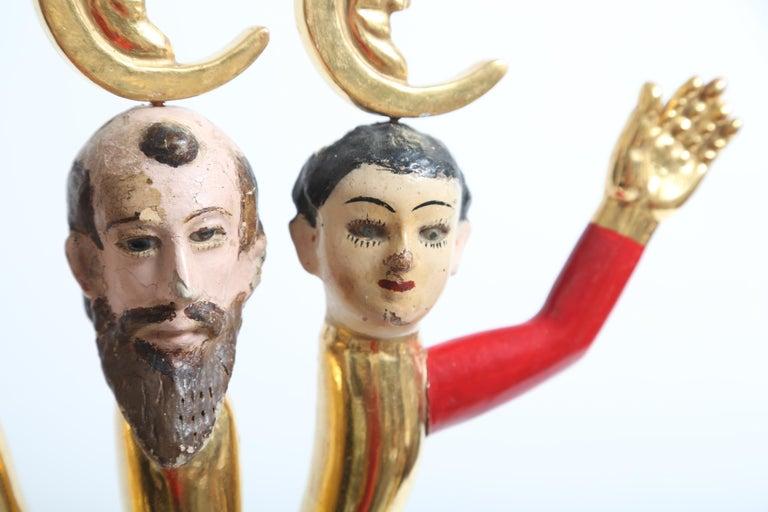 Pedro Friedeberg Minotaur Sculpture For Sale 3