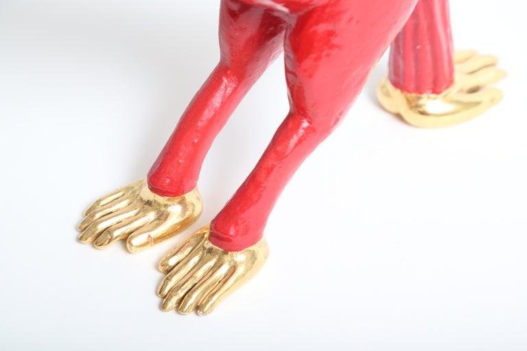 Pedro Friedeberg Minotaur Sculpture For Sale 6