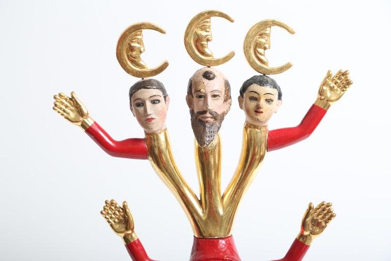 Pedro Friedeberg Minotaur Sculpture For Sale 1