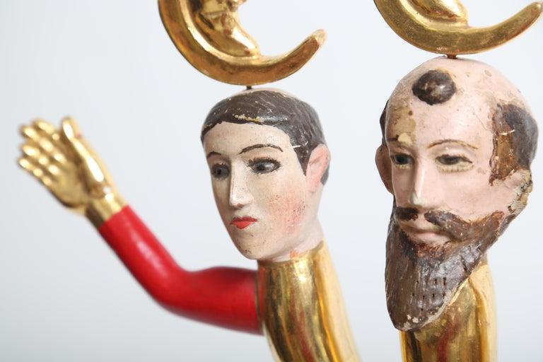 Pedro Friedeberg Minotaur Sculpture For Sale 2