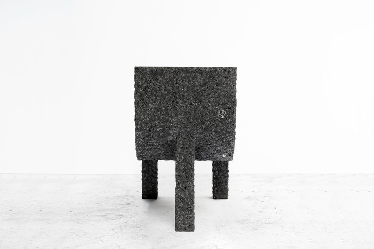 Pedro Reyes, Metate Chair, Mexico, 2018 In New Condition For Sale In Barcelona, Spain