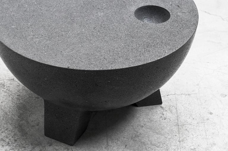 Pedro Reyes, Molcajete Table 'Mortar Table', Mexico, 2018 In Excellent Condition For Sale In Barcelona, Spain