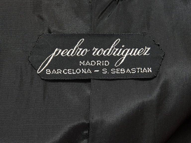 Pedro Rodriquez Wool Cape For Sale 2