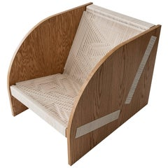 Peg Woodworking Freya Lounge Chair