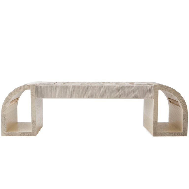 Peg Woodworking Satet Bench