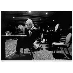 Peggy Lee, Venetian Room, Dallas 1971, Limited Edition