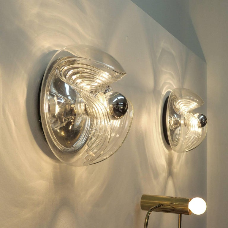 Late 20th Century Peill & Putzler Flushmount Lights For Sale