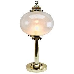 Peill & Putzler, Mid-Century Modernist German Table Lamp, 1960s