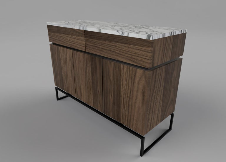 Pelios console table As the God of Emotions, Pelios embraced the angry, the happy, the obscured, even the somber. Consuming all of these emotions and exuding them in a sophisticated, glamorous form, the result is the Pelios console. With a timeless