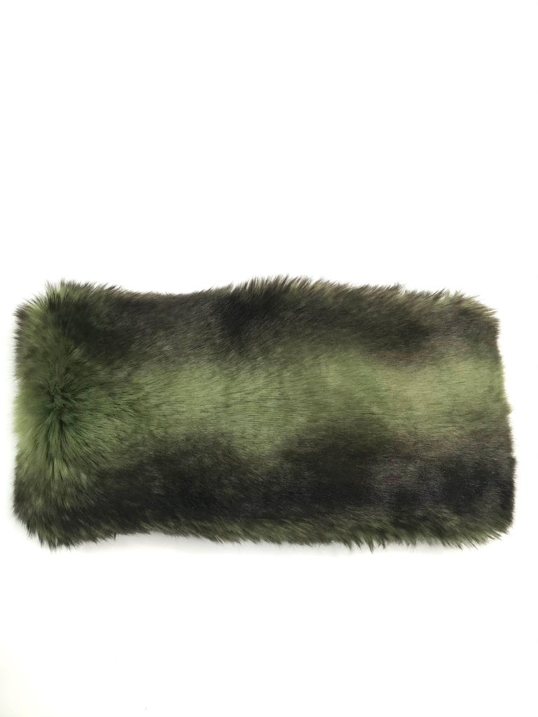 Pelush Faux Fur Scarfs And Hats - Set of 5 - One Size - Get One Free! For Sale 6