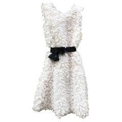Pelush Opaline Faux Fur Dress - Small
