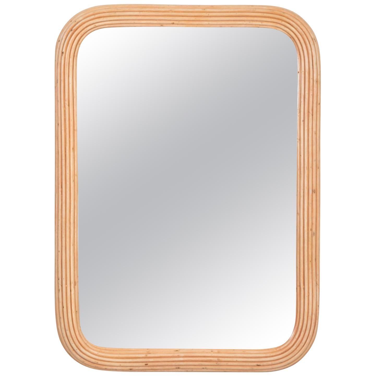 Pencil Reed Mirror