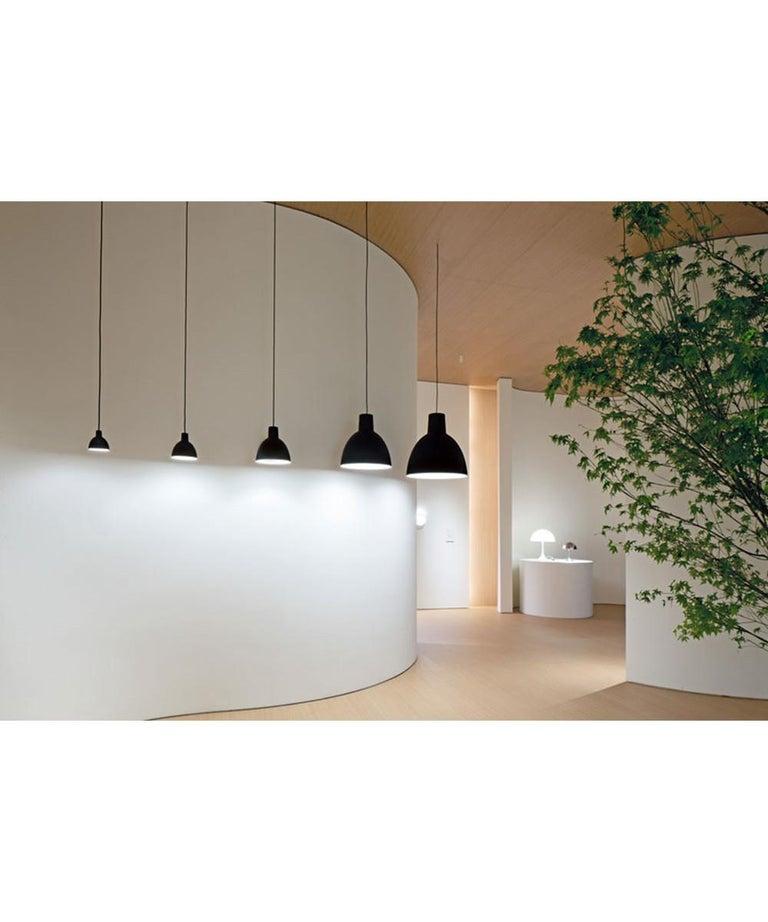 Metal Pendant 120/170/250 Light by Louis Poulsen For Sale