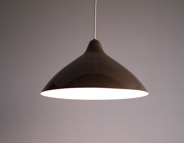 Vintage pendant designed by Finnish designer Lisa Johansson-Pape.