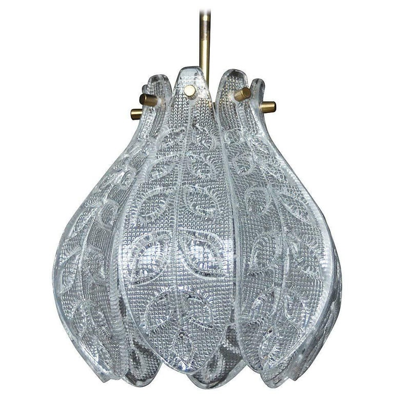 Pendant by Orrefors For Sale