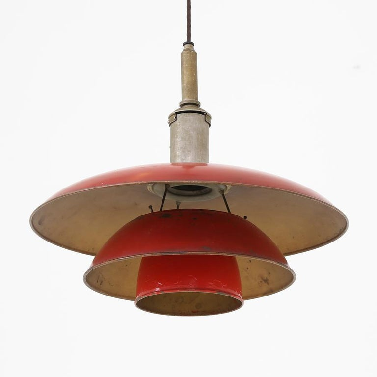 Pendant by Poul Henningsen In Good Condition For Sale In Copenhagen, DK