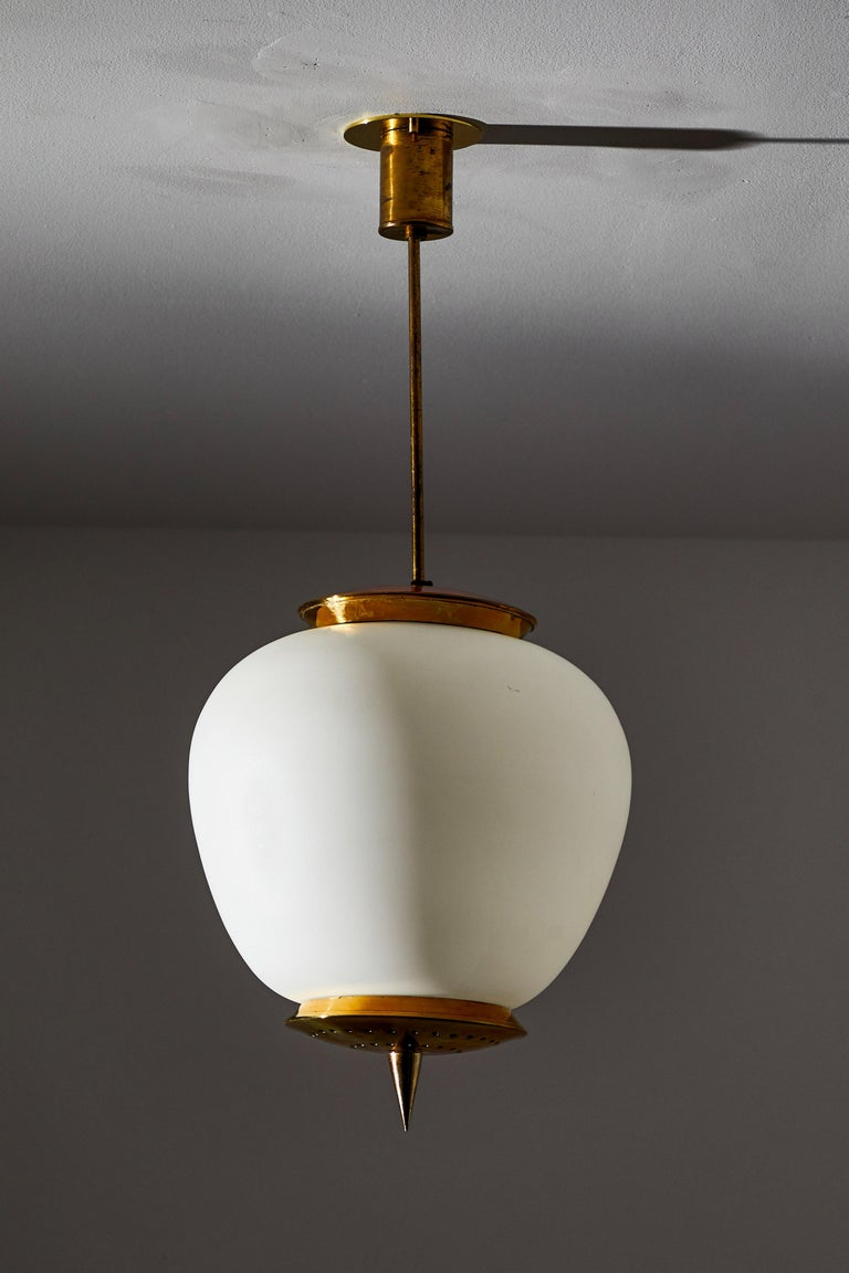Mid-20th Century Pendant by Stilnovo For Sale