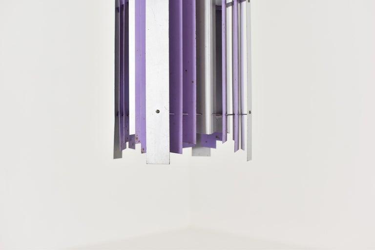 Pendant Designed by Thue Christensen for Nordisk Solar, Denmark, 1960s For Sale 2