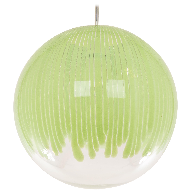 Pendant from Murano Glass by Ludovico Diaz de Santillana for Venini, 1970s