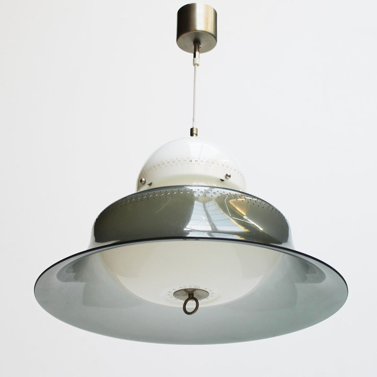 Mid-Century Modern Pendant KD14 by Sergio Asti for Kartell For Sale