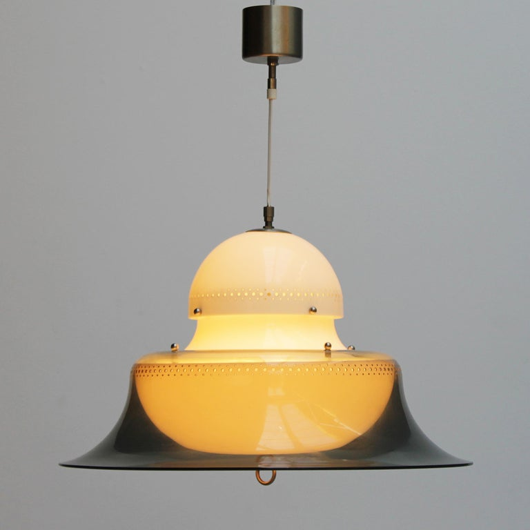 Pendant KD14 by Sergio Asti for Kartell In Good Condition For Sale In JM Haarlem, NL