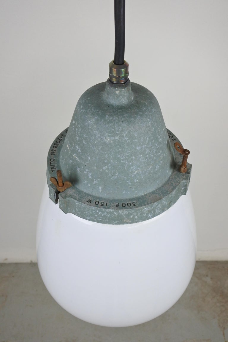 Pendant Lamp by Paavo Tynell & Taito, Finland 1930s For Sale 1