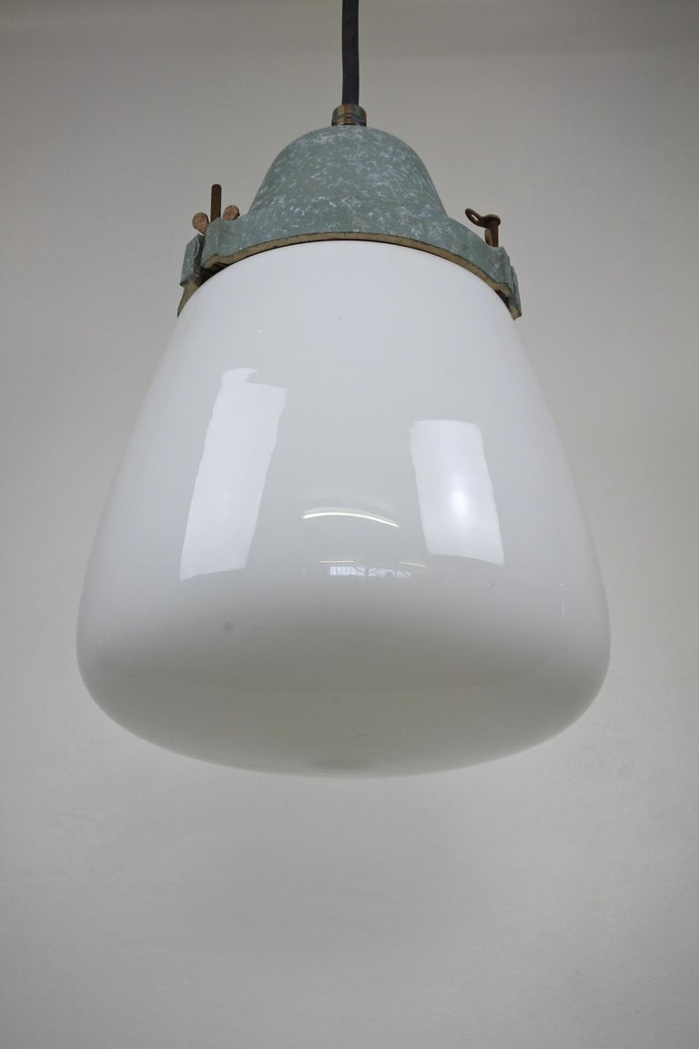 Pendant Lamp by Paavo Tynell & Taito, Finland 1930s For Sale 2
