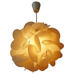 Pendant Lamp by Raoul Raba, 1968