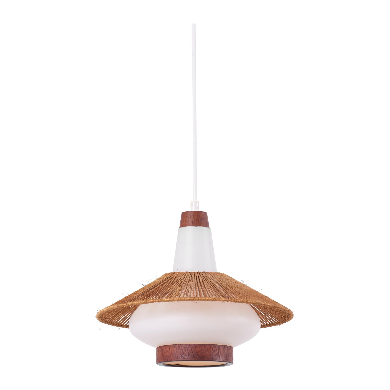 Pendant Lamp by Temde Leuchten, Germany, 1960s