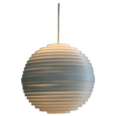 Pendant Lamp by Wilhelm Vest, Austria, 1967