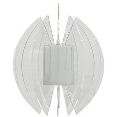 Pendant Light in Plexiglass