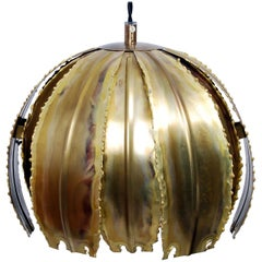 "Pendant ""Poppy"" by Svend Aage Holm Sørensen for Holm Sørensen & Co., 1960s"