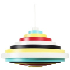 Pendant PXL Multicolored by Fredrik Mattson Zero, Sweden