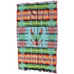 Pendleton Indian Design Camp Blanket