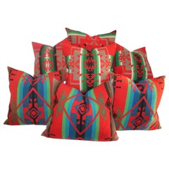 Pendleton Indian Design Camp Blanket Pillows, Assorted Sizes