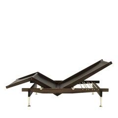Rare Set Of Two De Sede Boxing Glove Chaise Longues In
