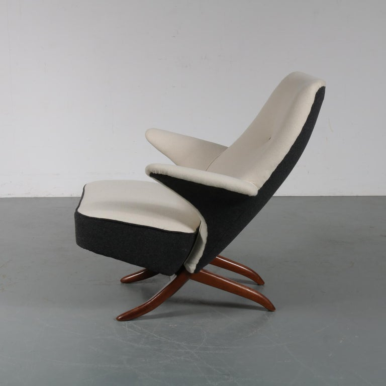 Dutch Penguin Chair by Theo Ruth for Artifort, 1957 For Sale