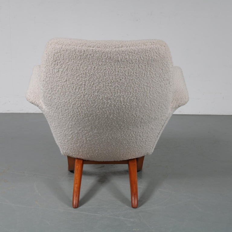 Mid-20th Century Penguin Chair by Theo Ruth for Artifort, 1957 For Sale
