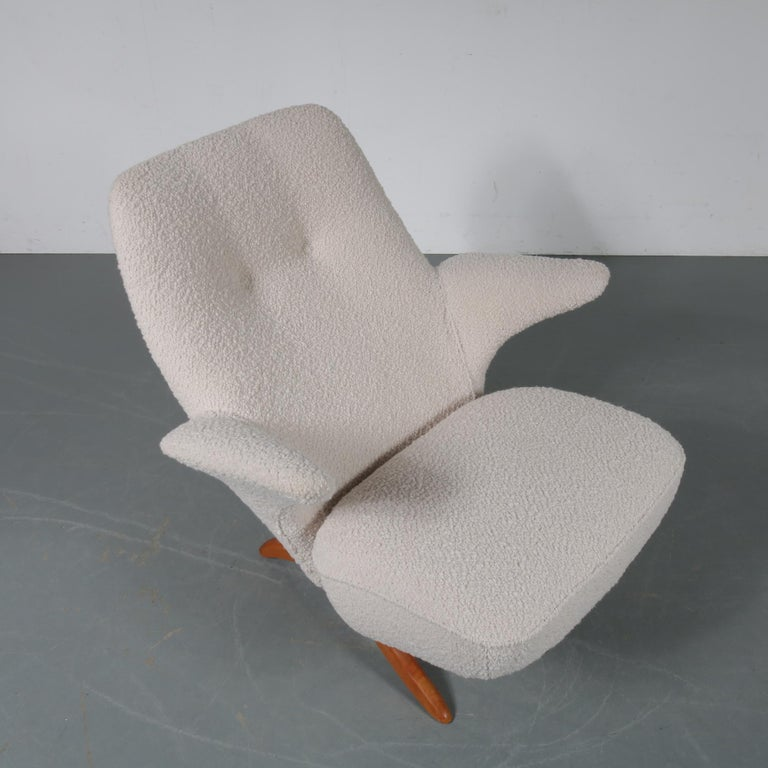 Penguin Chair by Theo Ruth for Artifort, 1957 For Sale 1