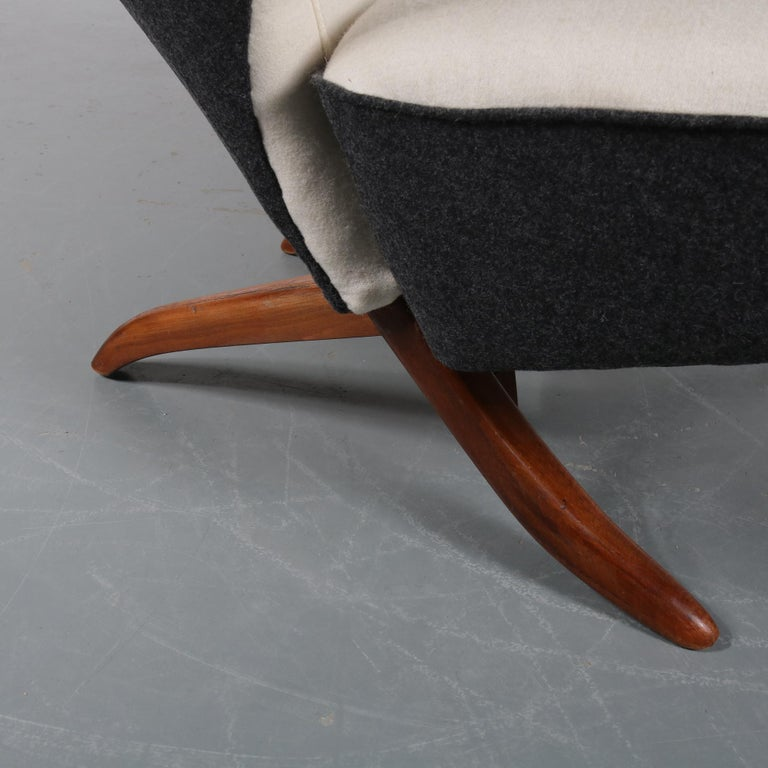 Penguin Chair by Theo Ruth for Artifort, 1957 For Sale 2