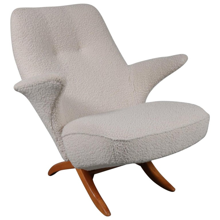 Penguin Chair by Theo Ruth for Artifort, 1957 For Sale