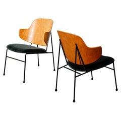 Penguin Chairs by Ib Kofod-Larsen