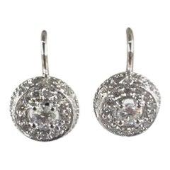 Penny Preville Ladies Diamond Earring E1002W