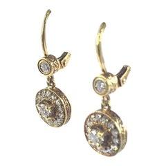 Penny Preville Ladies Diamond Earring E1004G