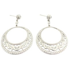 Penny Preville Ladies Diamond Earring E1215W